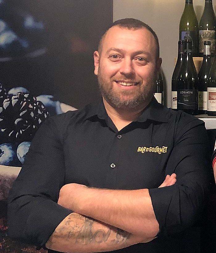 Marc Bouakkaz - Chef de salle