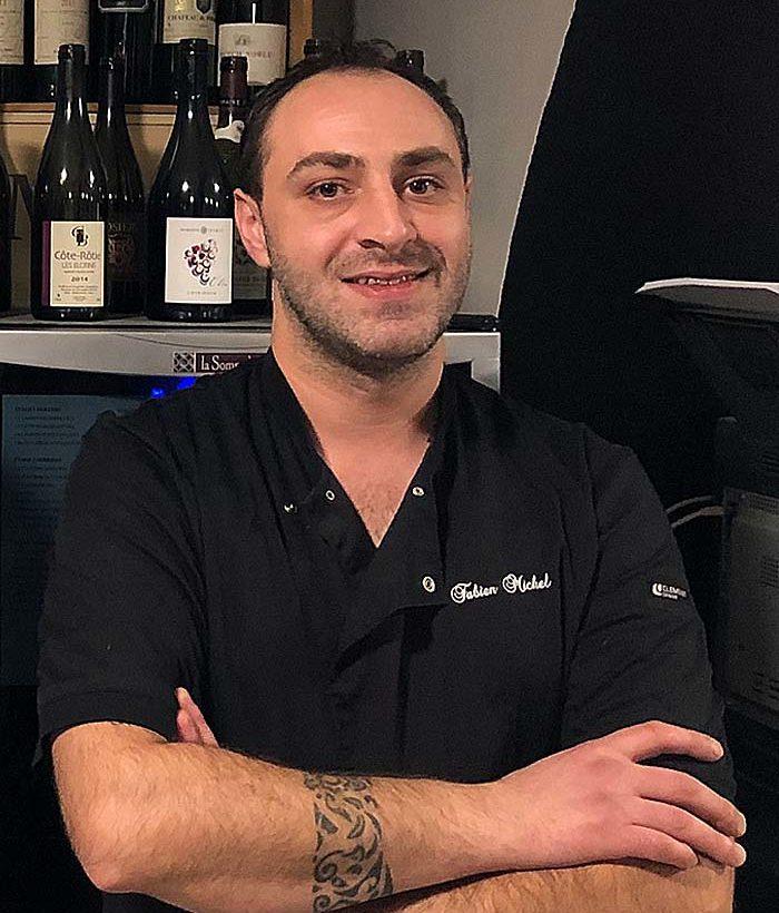 Fabien Michel - Chef de cuisine